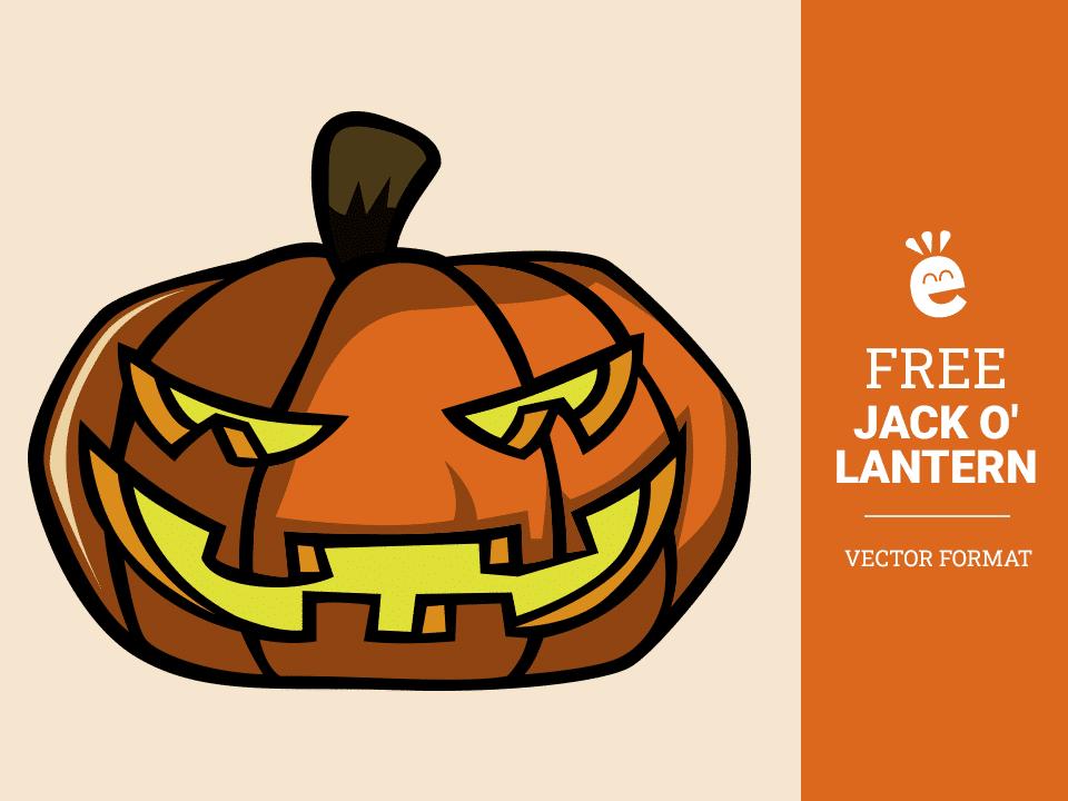 Jack O' Lantern - Free Vector Graphic