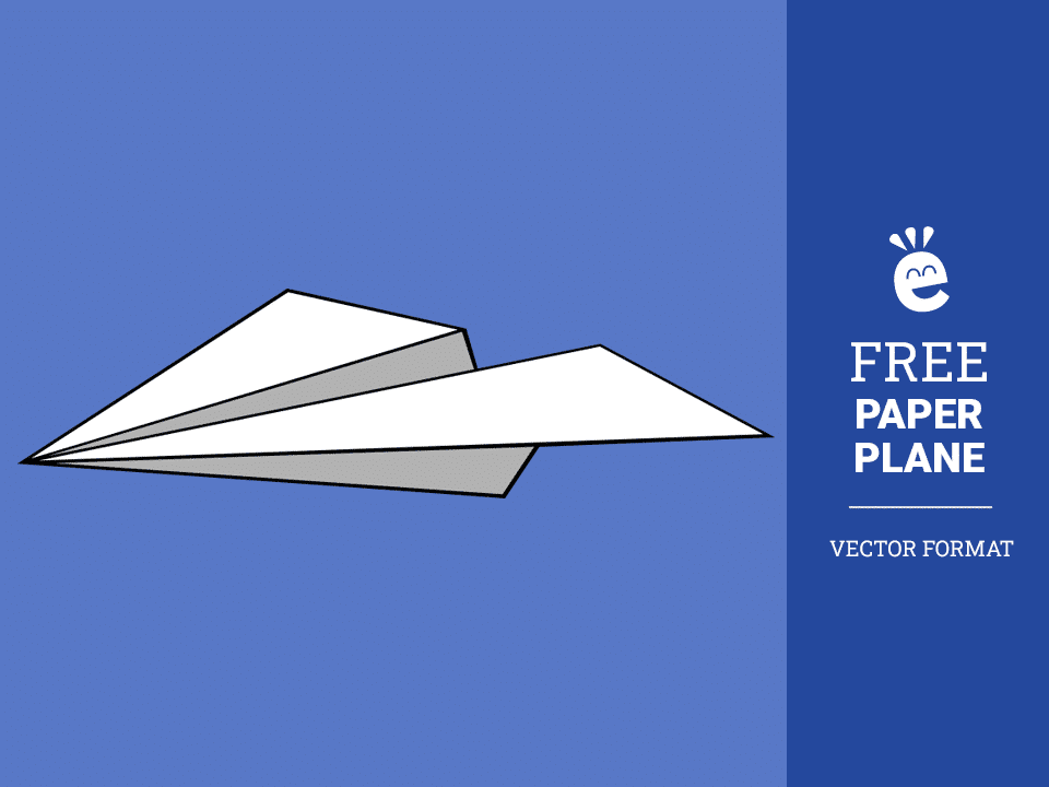 Paper Plane - Free Vector Graphic