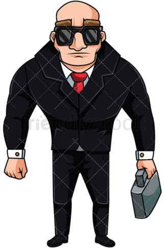 Boss guy. PNG - JPG and vector EPS file formats (infinitely scalable). Image isolated on transparent background.