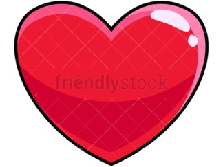 Heart icon. PNG - JPG and vector EPS file formats (infinitely scalable). Images isolated on transparent background.
