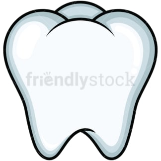 Tooth icon. PNG - JPG and vector EPS file formats (infinitely scalable). Images isolated on transparent background.