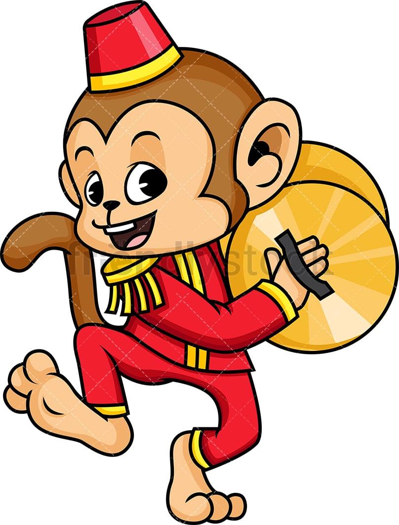 Shiny Circus Monkey Cartoon Educational App For Kids - …