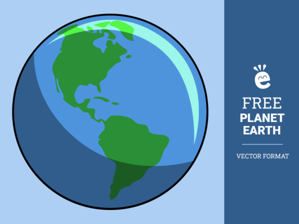 Planet Earth - Free Vector Graphic