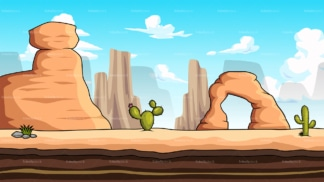 Wild west background in 16:9 aspect ratio. PNG - JPG and vector EPS file formats (infinitely scalable).