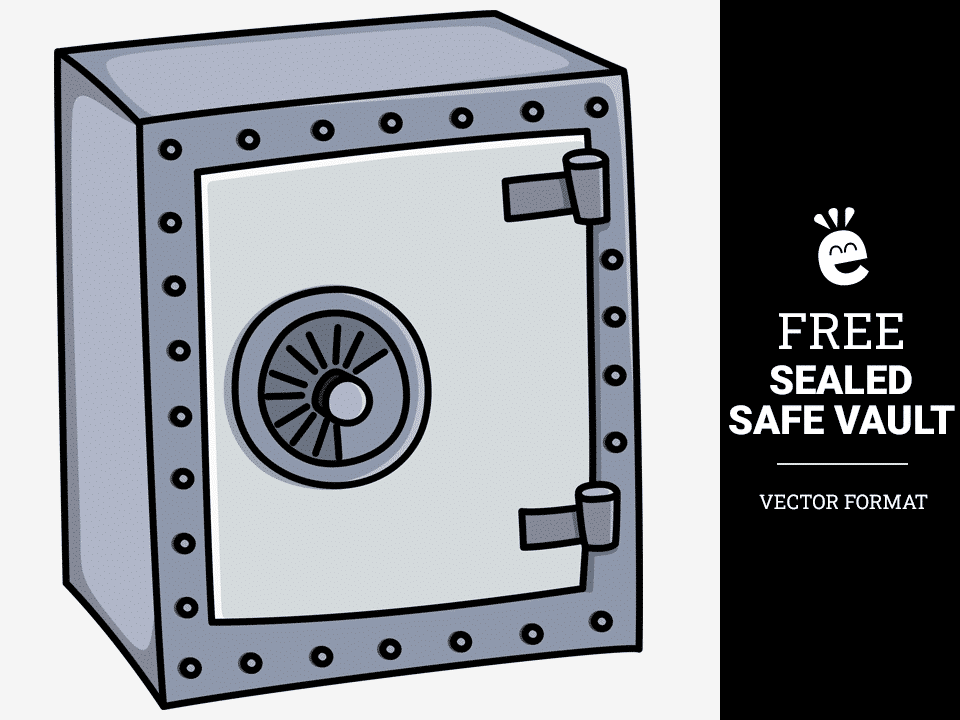 Sealed Safe - Free Vector Graphic