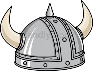 Viking helmet. PNG - JPG and vector EPS (infinitely scalable). Image isolated on transparent background.
