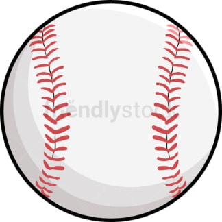 Baseball ball. PNG - JPG and vector EPS file formats (infinitely scalable). Images isolated on transparent background.