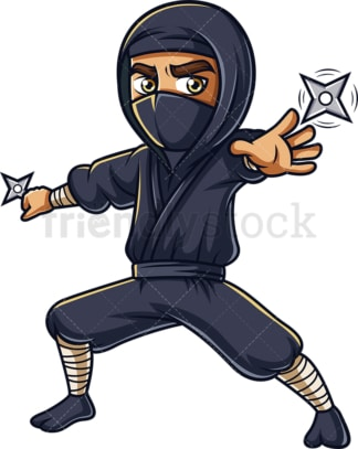 Japanese ninja throwing stars. PNG - JPG and vector EPS (infinitely scalable).