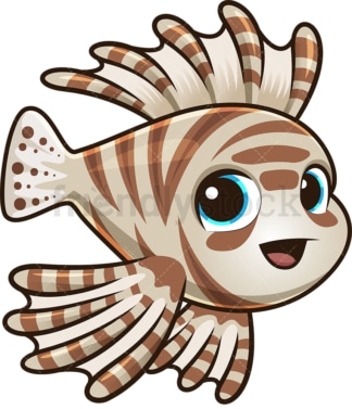 Cute fishy. PNG - JPG and vector EPS (infinitely scalable).