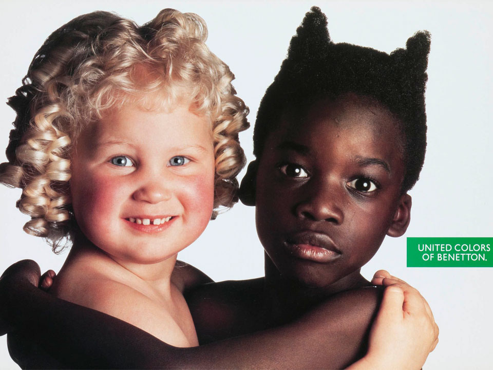 Controversy - Benetton Ads
