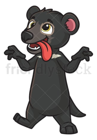 Crazy tasmanian devil. PNG - JPG and vector EPS (infinitely scalable).