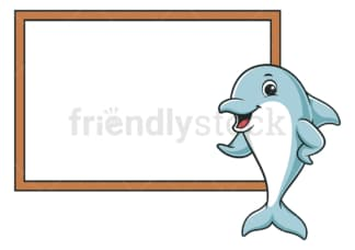 Dolphin blank sign. PNG - JPG and vector EPS (infinitely scalable).