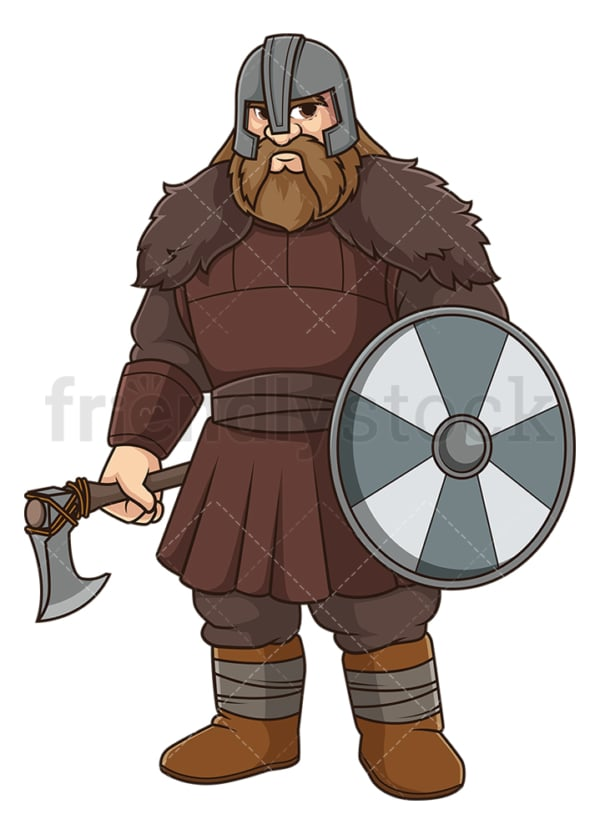 Eric bloodaxe. PNG - JPG and vector EPS file formats (infinitely scalable). Image isolated on transparent background.
